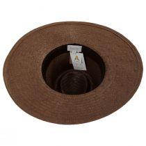 Anna Resort Toyo Straw Fedora Hat alternate view 12