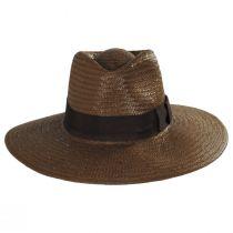 Anna Resort Toyo Straw Fedora Hat alternate view 22
