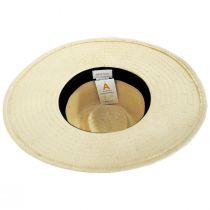Anna Resort Toyo Straw Fedora Hat alternate view 20