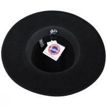 Stedman Elite Velour Wool Felt Fedora Hat alternate view 20