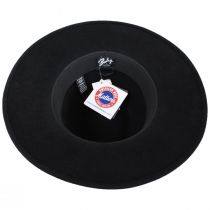Stedman Elite Velour Wool Felt Fedora Hat alternate view 24