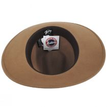 Stedman Elite Velour Wool Felt Fedora Hat alternate view 8