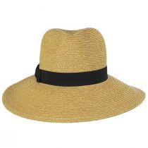 Carolyn Toyo Blend Safari Fedora Hat alternate view 6