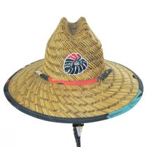 Kids' Laguna Straw Lifeguard Hat alternate view 2