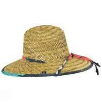Kids' Laguna Straw Lifeguard Hat alternate view 3