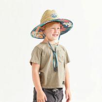 Kids' Laguna Straw Lifeguard Hat alternate view 5