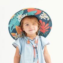 Kids' Laguna Straw Lifeguard Hat alternate view 6