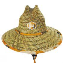 Kids' Lima Straw Lifeguard Hat alternate view 2