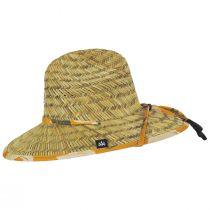 Kids' Lima Straw Lifeguard Hat alternate view 3