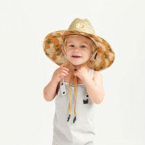 Kids' Lima Straw Lifeguard Hat alternate view 5