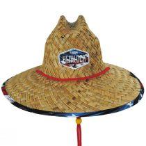 Youth Maverick Straw Lifeguard Hat alternate view 2
