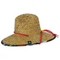 Youth Maverick Straw Lifeguard Hat alternate view 3