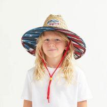 Youth Maverick Straw Lifeguard Hat alternate view 6