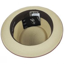 Carver Toyo Straw Blend Pork Pie Hat alternate view 4
