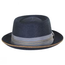 Carver Toyo Straw Blend Pork Pie Hat alternate view 6