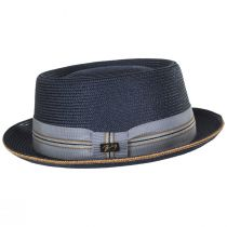 Carver Toyo Straw Blend Pork Pie Hat alternate view 7