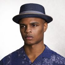 Carver Toyo Straw Blend Pork Pie Hat alternate view 9