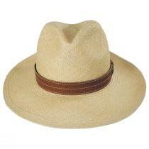Gunnar Panama Straw Fedora Hat alternate view 10