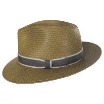 Brooks Panama Fedora Hat alternate view 47
