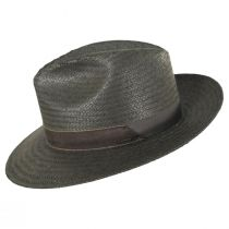 Rothney Raindura Straw Fedora Hat alternate view 3