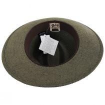 Rothney Raindura Straw Fedora Hat alternate view 8