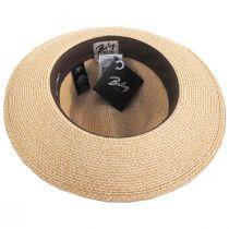 Balans Roll Up Toyo Straw Blend Fedora Hat alternate view 4