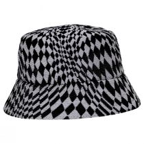 Warped Check Tropic Bucket Hat alternate view 11