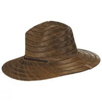 Bells Toffee Rush Straw Lifeguard Hat alternate view 3