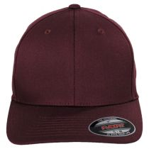 Combed Twill MidPro FlexFit Fitted Baseball Cap alternate view 9