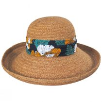 Yachting Raffia Straw Sun Hat alternate view 2