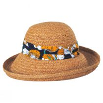 Yachting Raffia Straw Sun Hat alternate view 3
