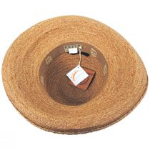 Yachting Raffia Straw Sun Hat alternate view 4