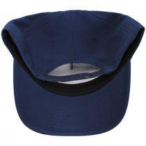 Crest Blue 5-Panel Snapback Baseball Cap alternate view 4