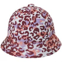 Carnival Peach Casual Tropic Bucket Hat alternate view 3