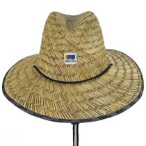 Alton Rush Straw Lifeguard Hat alternate view 2