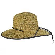 Alton Rush Straw Lifeguard Hat alternate view 3