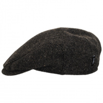 Donegal Brown Shetland Earflap Wool Ivy Cap alternate view 28