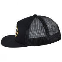 Rampant MP Trucker Snapback Baseball Cap alternate view 3