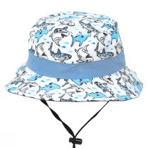 Kids' Thresher Chin Cord Bucket Hat alternate view 2