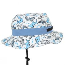 Kids' Thresher Chin Cord Bucket Hat alternate view 3