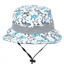Kids' Thresher Chin Cord Bucket Hat alternate view 6