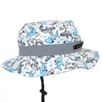Kids' Thresher Chin Cord Bucket Hat alternate view 7