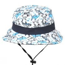 Kids' Thresher Chin Cord Bucket Hat alternate view 10
