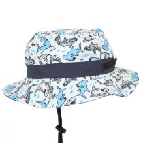 Kids' Thresher Chin Cord Bucket Hat alternate view 11