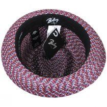 Mannes Poly Braid Fedora Hat alternate view 45
