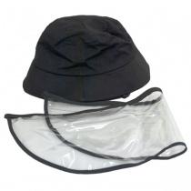 B2B Village Hat Shop Removable Face Shield Bucket Hat alternate view 2