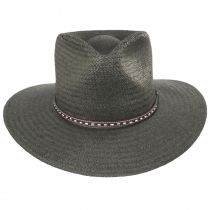 Ore Raindura Straw Blend Outback Hat alternate view 2