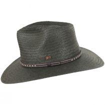 Ore Raindura Straw Blend Outback Hat alternate view 3