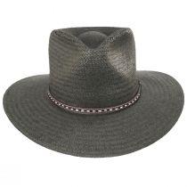 Ore Raindura Straw Blend Outback Hat alternate view 10