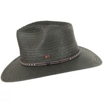 Ore Raindura Straw Blend Outback Hat alternate view 11